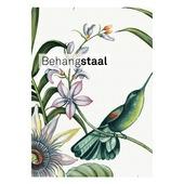 Behangstaal vliesbehang adilah wit (dessin 106975)