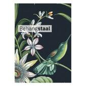 Behangstaal vliesbehang adilah donker (dessin 106976)