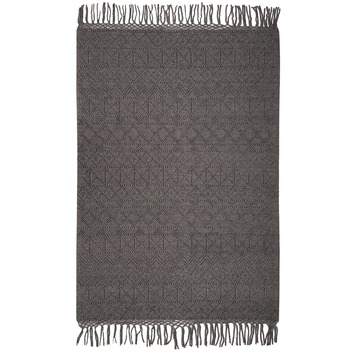 Vloerkleed Madras grijs 160x230 cm