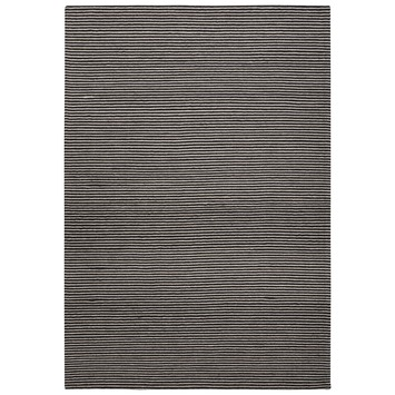 Vloerkleed Jaipur zwart/wit 160x230 cm