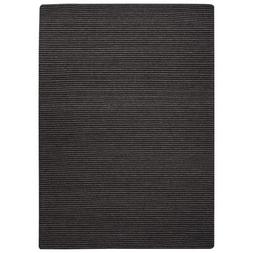 Vloerkleed Jaipur zwart/grijs 160x230 cm
