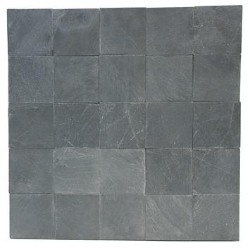 Nature Stone Block antraciet 8x8 0.64M2