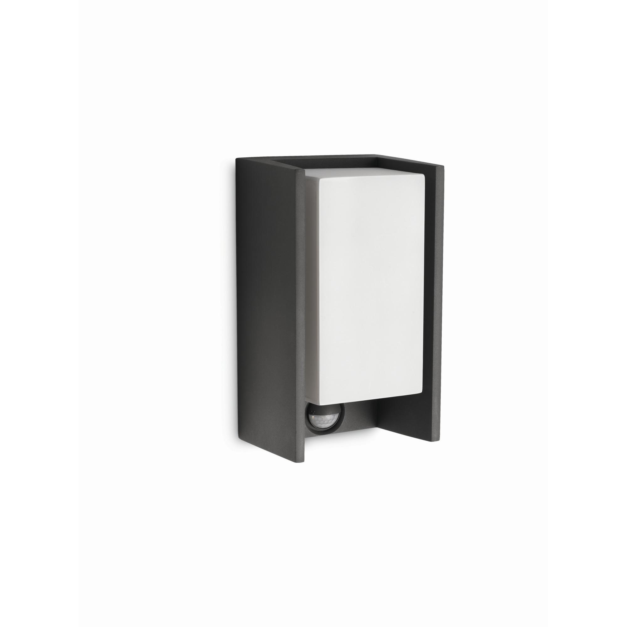 energie A+, Energiebesparende buitenwandlamp met IR-sensor, Philips