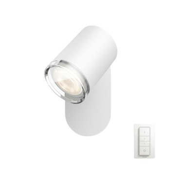 Philips Hue opbouwspot Adore wit