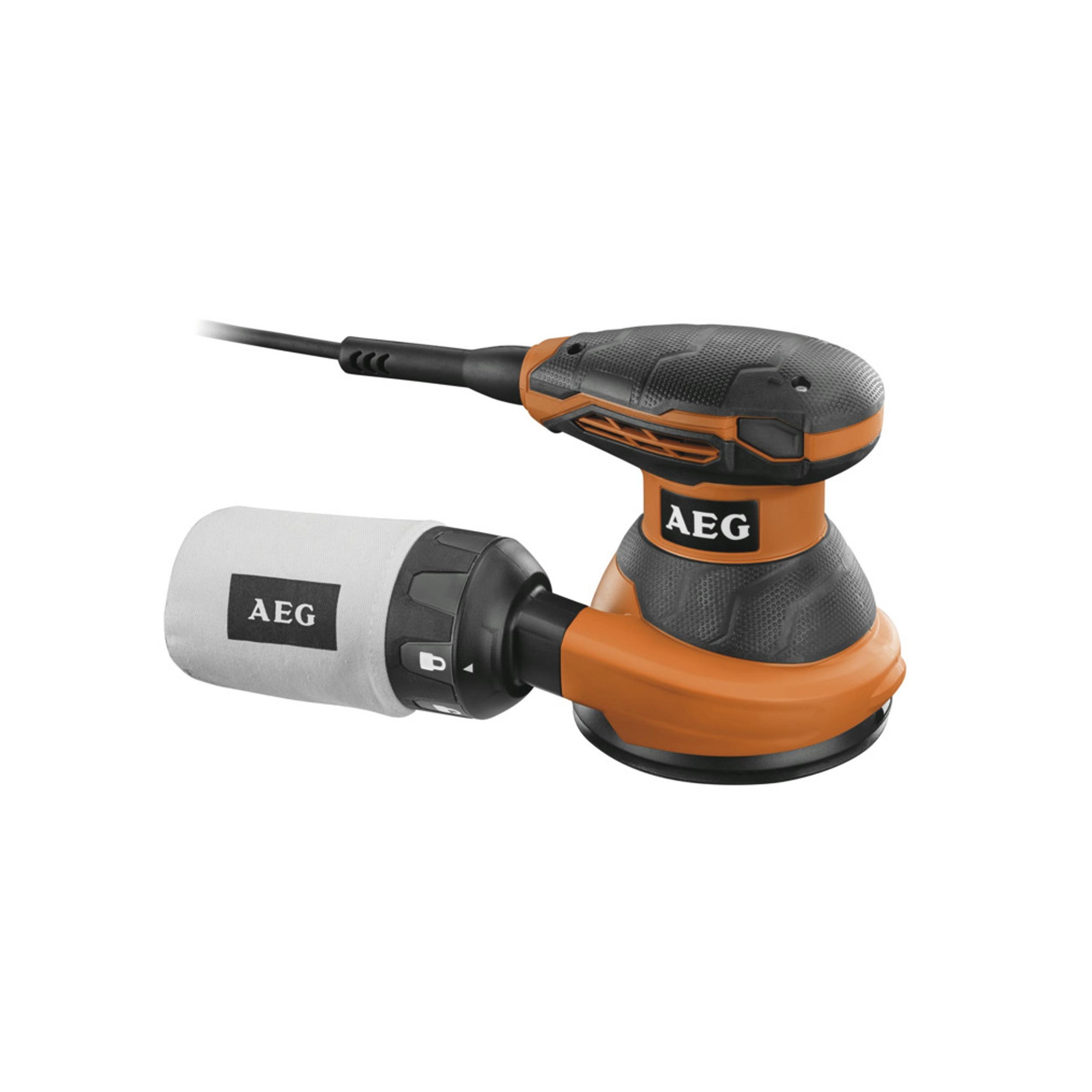 AEG excentrische schuurmachine EX 125 ES