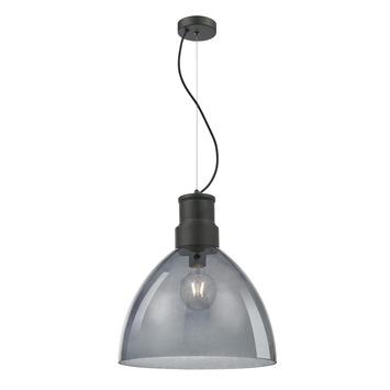 KARWEI hanglamp Jayden rookglas