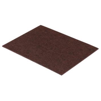 HANDSON anti krasvilt 150x200 mm bruin