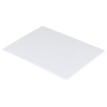 HANDSON anti krasvilt 150x200 mm wit