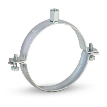 Sanivesk spiraalbuis 1-Puntsbeugel Ø 125 mm