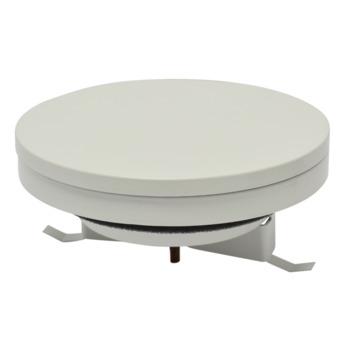 Sanivesk luchtventiel staal wit Ø 100 mm