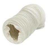 Sanivesk buis flexibel PVC wit Ø 125 mm 3 meter