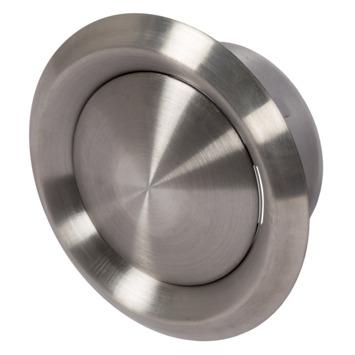 Sanivesk luchtventiel RVS Ø 100 mm