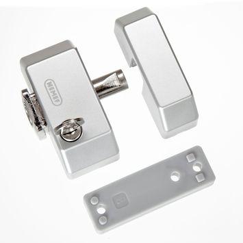 NEMEF Bijzetslot aluminium SKG 1-ster 2566/41