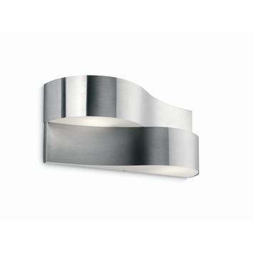 Philips buitenlamp Oriole RVS