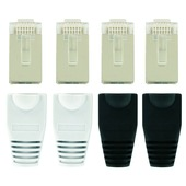 ELRO UTP connector CM903G (4 stuks)