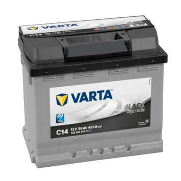 VARTA black dynamic 12V 56Ah C14