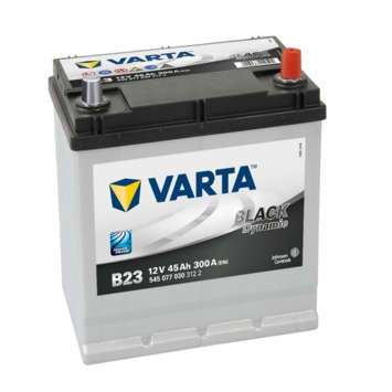 VARTA black dynamic 12V 45Ah B23