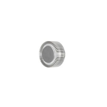 Konstsmide buitenlamp Monza ø15 cm aluminium