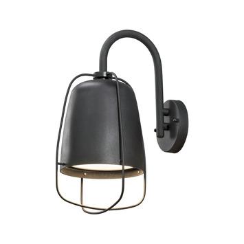 Konstsmide buitenlamp Perugia 38 cm mat zwart