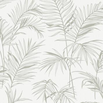 Vliesbehang litho groen (dessin 106743)
