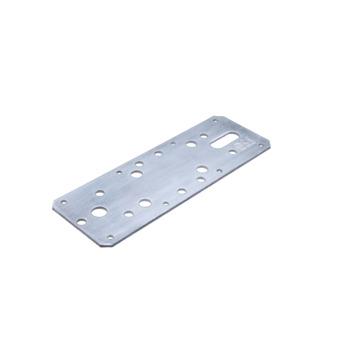 Koppelplaat Verzinkt 180x60x2,5 mm