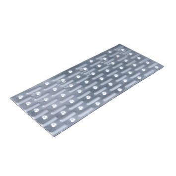 Spijkerplaat Verzinkt 106x250 mm