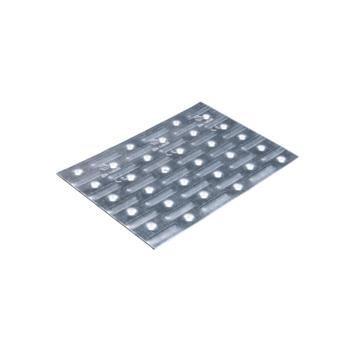 Spijkerplaat Verzinkt 106x150 mm