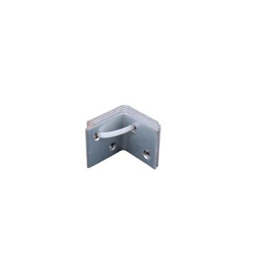 Versterkingshoek Verzinkt 30x30 mm - 4 Stuks