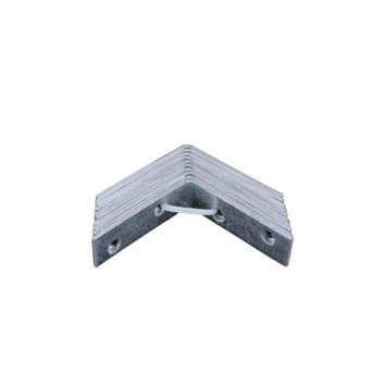 Stoelhoek Verzinkt 55x55 mm - 10 Stuks