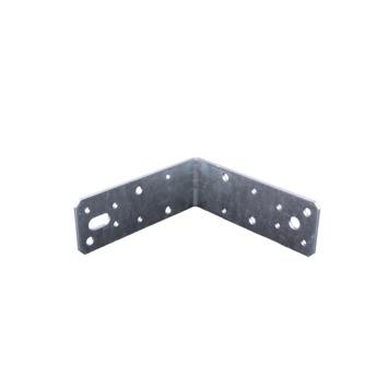 Hoekanker zonder Ril Verzinkt 125x125x46 mm
