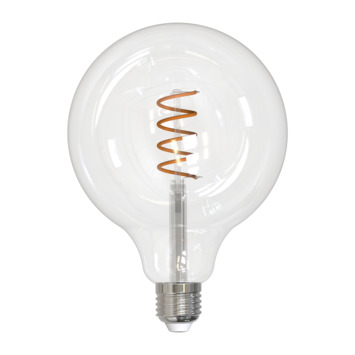 Handson E27 LED filament lamp helder