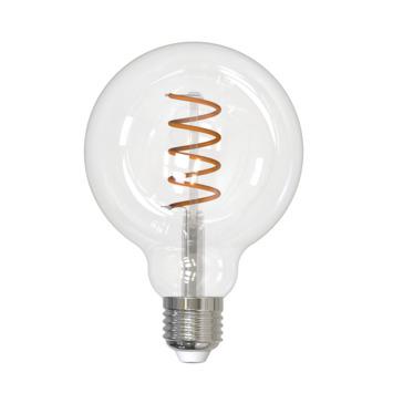 Handson LED 95mm Globe E27 5,5W(=30W) 350 lumen helder dimbaar