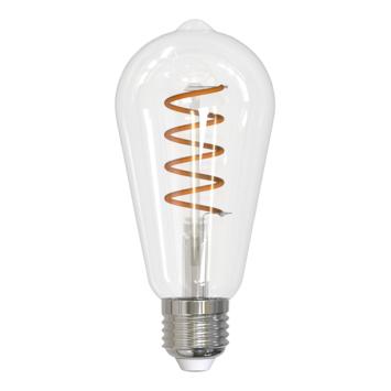 Handson LED Edison E27 5,5W=30W 350LM helder dimbaar
