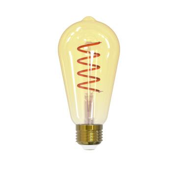 Handson LED Edison E27 5,5W=30W 300LM gold dimbaar