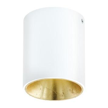 Eglo plafondlamp Polasso wit/goud