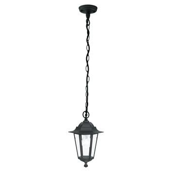 Eglo hanglamp Laterna zwart