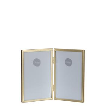 Fotolijst goud 20,5 x 15 cm