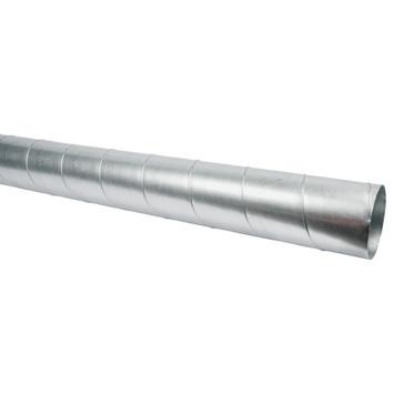 Sanivesk spiraalbuis Ø 125 mm 1 meter