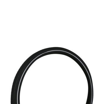 Dresco bandenset 28x1.75 zwart APS