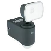 GP Safeguard LED buitenlamp RF 1.1 op batterijen met bewegingsmelder