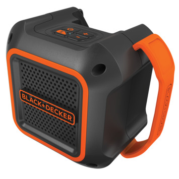 Black+Decker Bluetooth speaker BDCSP18N (zonder accu)