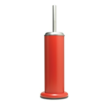 Sealskin Acero toiletborstelhouder rood