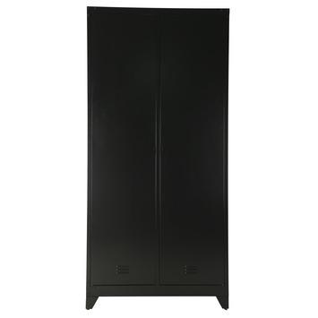 Lockerkast Jax 190cm zwart