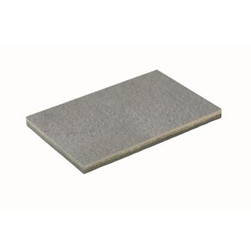 Terrastegel Beton Stuco Grijs 60x40 cm - Per Tegel / 0,24 m2