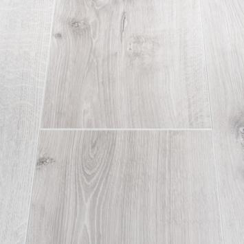 Le Noir & Blanc laminaat Authentiek Zilvergrijs eiken 2,19 m2 lengte 128,6 cm