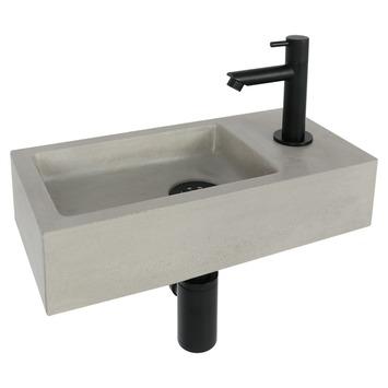 Fonteinset Jukon beton 38,5x18,5x9cm