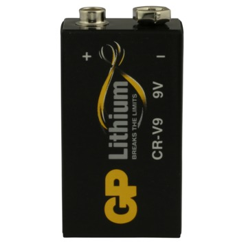 GP blok batterij CR-V9