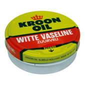 Kroon-Oil vaseline wit 65 ml