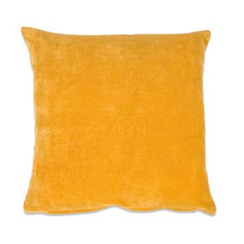 Kussenhoes 50x50 honinggeel