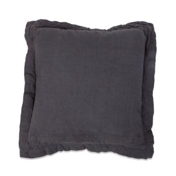 Kussen Thomas 45x45 donker grijs